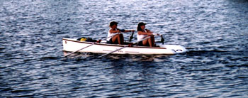 Rowing for Fun and Exercise